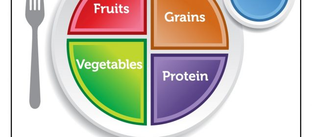 Focusing on MyPlate