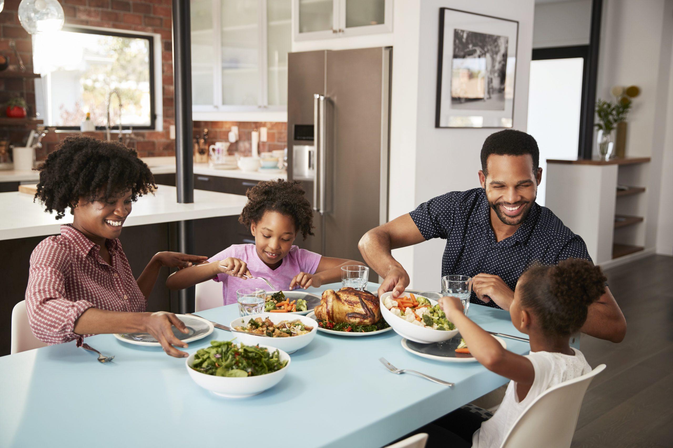 5 Tips for Better Family Meals