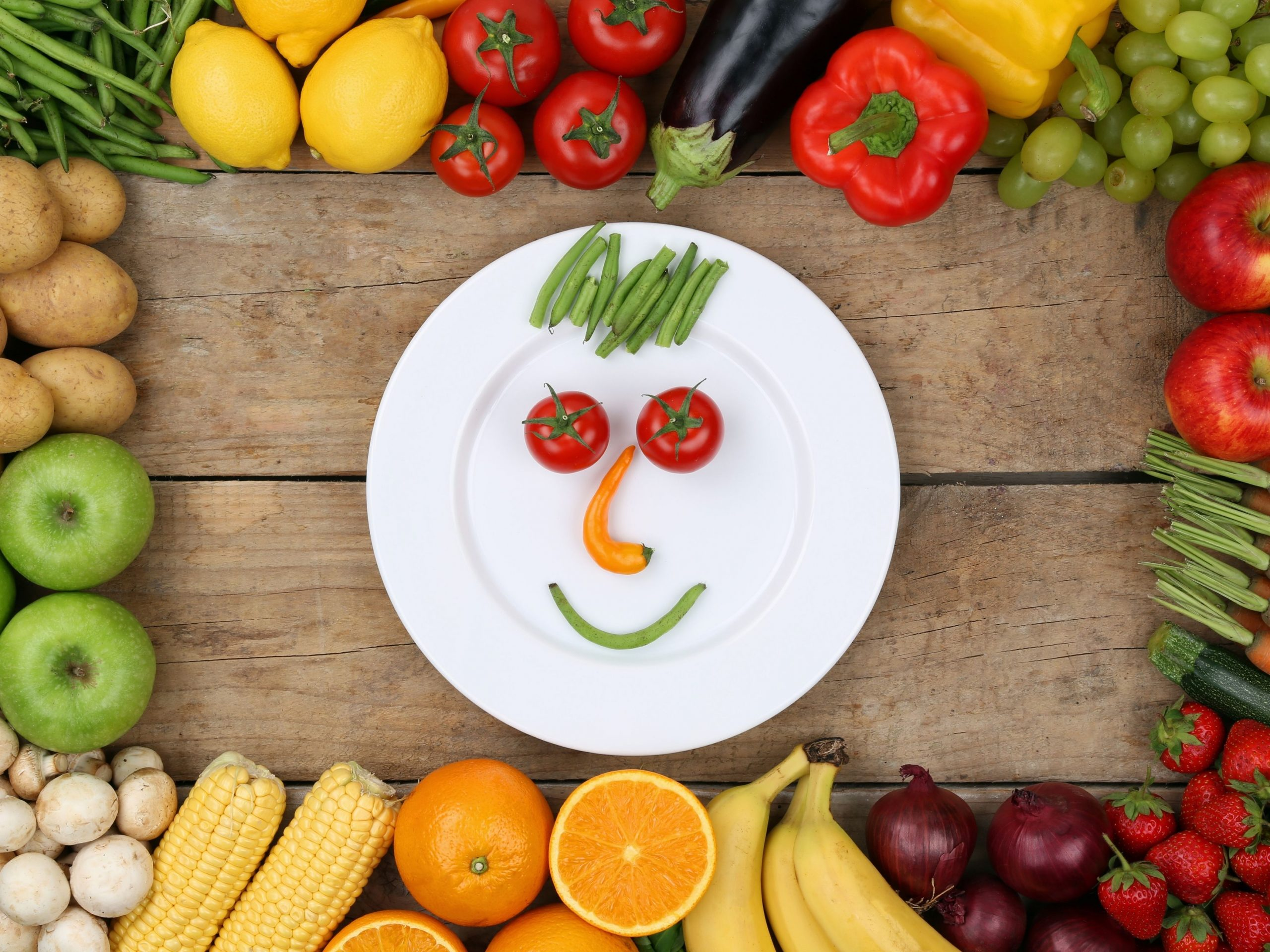 Four Tips for Picky Eaters