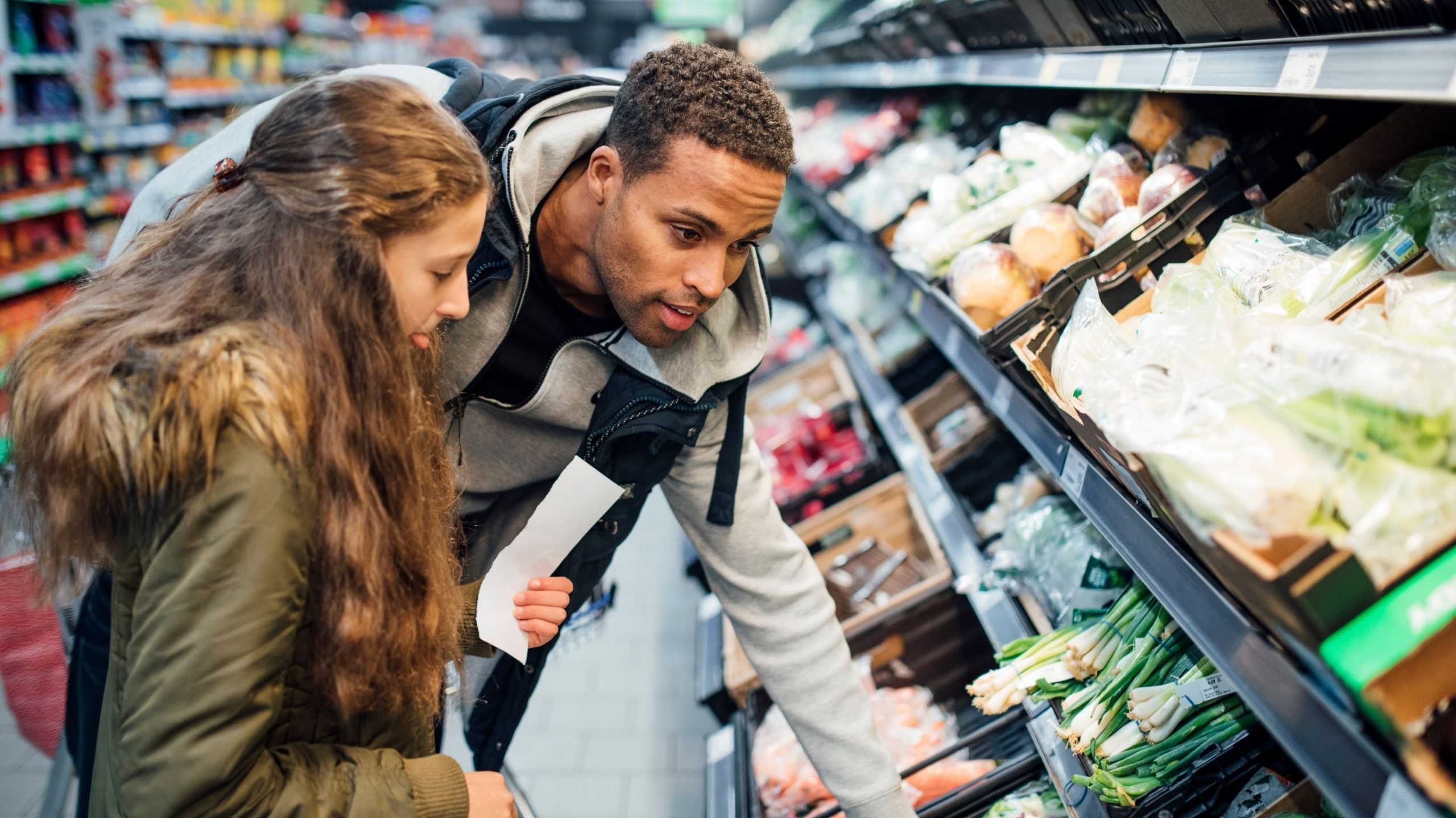 Reduce Grocery Shopping Stress